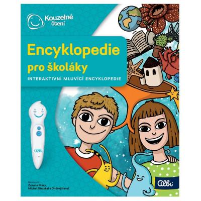Albi Kouzelné čtení - Encyklopedie pro školáky