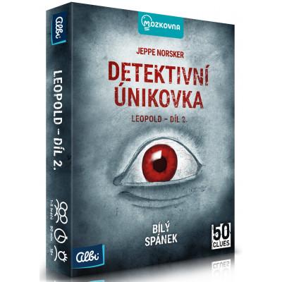 Albi Detektivní únikovka - Leopold 2. díl