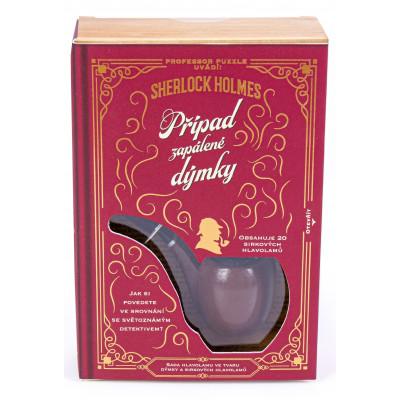 Albi Sherlock Holmes: Případ zapálené dýmky