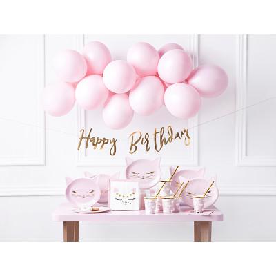 Párty narozeninový set - Kočička