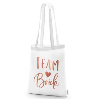 Bavlněná taška - Team Bride