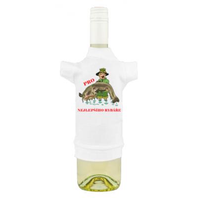 Tričko na láhev - Pro nejlepšího rybáře