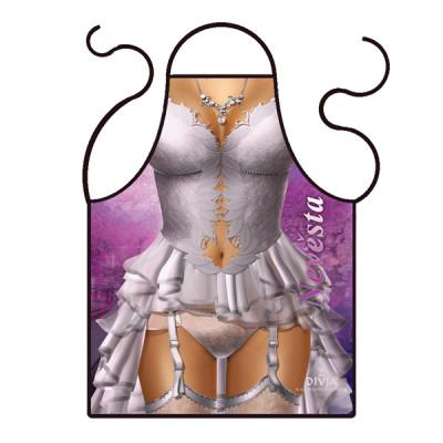 Zástěra - Sexy nevěsta