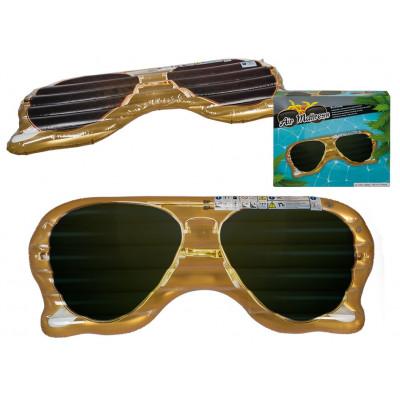 Nafukovací lehátko - Brýle