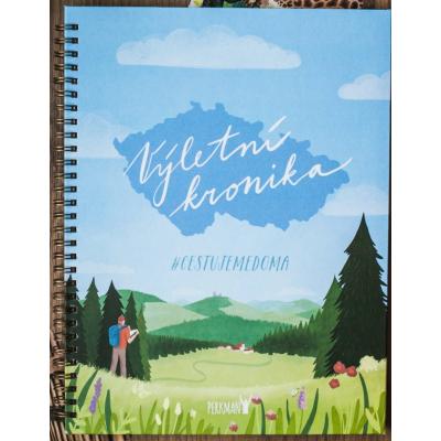 Perkman kniha - Výletní kronika