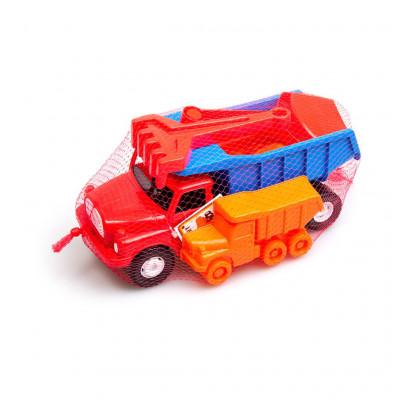 Dino Tatra 148 červeno-modrá pískový set 5 ks