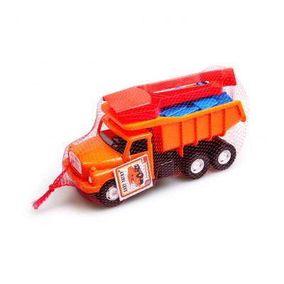 Dino Tatra 148 oranžová pískový set 5 ks