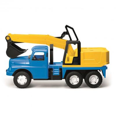 Dino Tatra 148 bagr 72 cm modro-žlutý