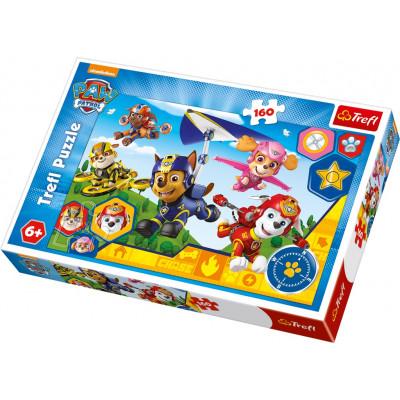 Trefl Puzzle Tlapková Patrola/Paw Patrol 160 dílků