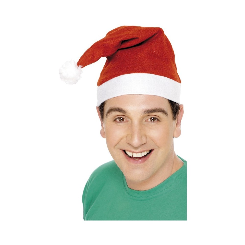Vánoční čepice - Santa