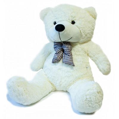 Medvěd bílý plyšový 190cm