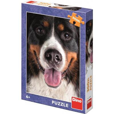 Dino Chlupatý pes puzzle 300XL dílků