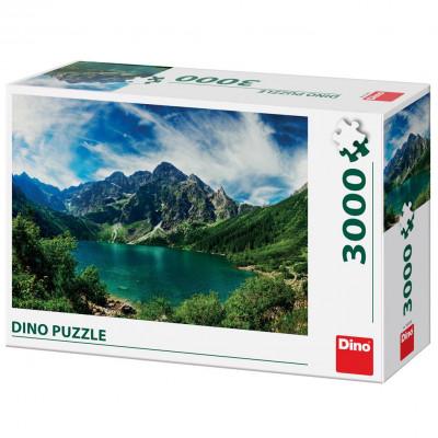 Dino Morskie oko puzzle 3000 dílků