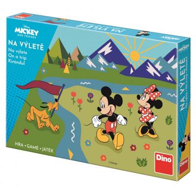 Dino Mickey a kamarádi na výletě Dětská hra