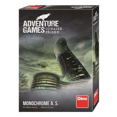 Dino Adventure games: Monochrome a.s. Párty hra