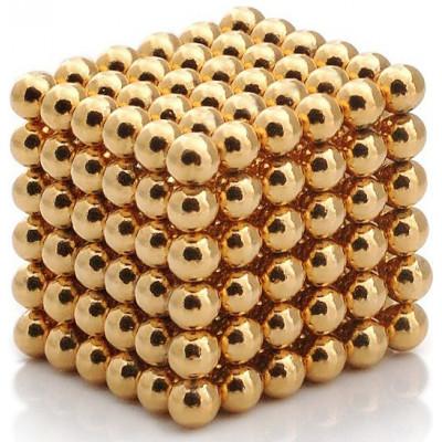 Neocube 5mm Exclusive - zlatá