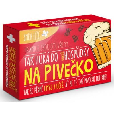 Humorné mentolky - Na pivečko