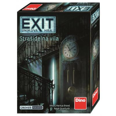 Dino Exit Úniková hra: Strašidelná vila