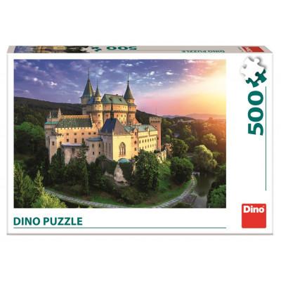 Dino Zámek Bojnice puzzle 500 dílků
