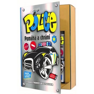 Dárková kosmetika - Kniha pro policistu