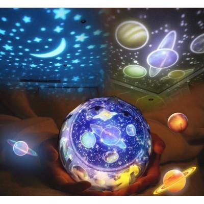 Projektor vesmíru