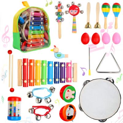 Set hudebních nástrojů pro děti