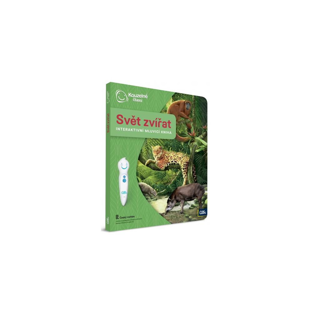 Albi Kouzelné čtení - Kniha Svět zvířat