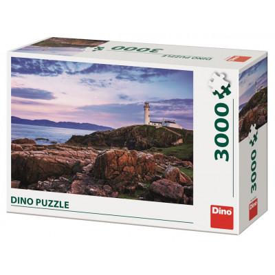 Dino Maják puzzle 3000 dílků