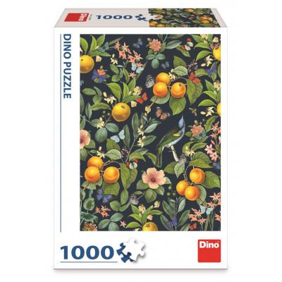 Dino Kvetoucí pomeranče puzzle 1000 dílků