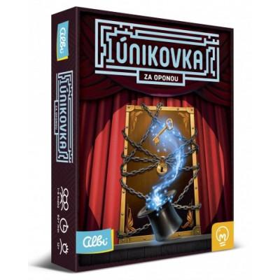 Albi Únikovka - Za oponou