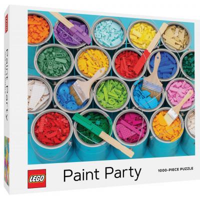 Puzzle LEGO® Paint Party 1000 dílků