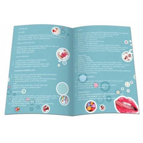 Lollipop Orální pohlazení - erotická hra