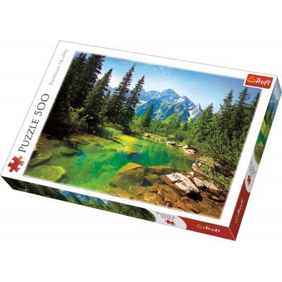 TREFL Puzzle Tatry 500 dílků