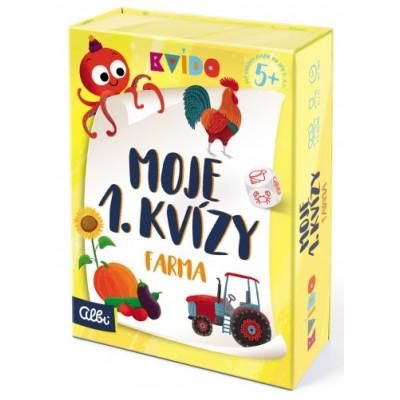 Albi Kvído - Moje 1. kvízy - Farma