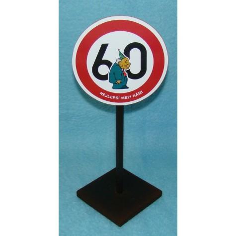 Značka - 60 - Nejlepší mezi námi (chlap)
