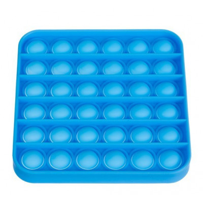 Antistresová hračka bubliny - čtverec