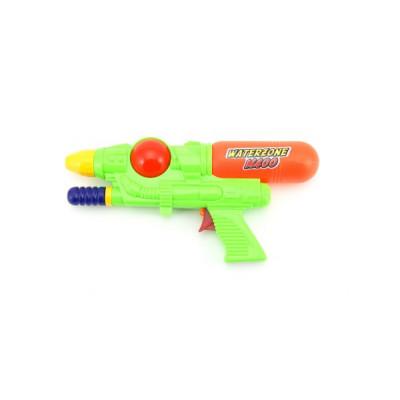 Vodní pistole 28cm plast - zelená