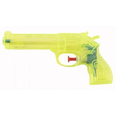 Vodní pistole plast 17cm - zelená