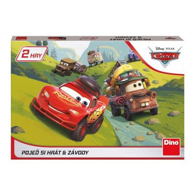 Dino Cars: Pojeď si hrát a závody dětská hra