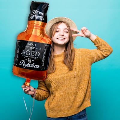 Fóliový balónek - whiskey