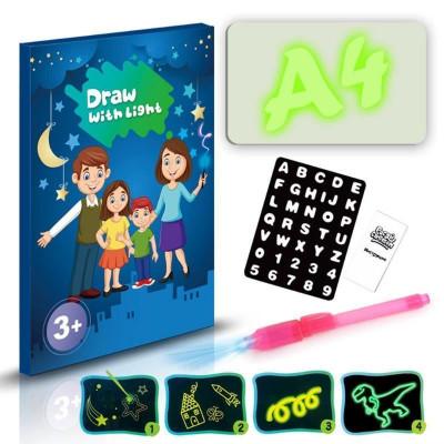 Kreslící svítící tabulka pro děti A4