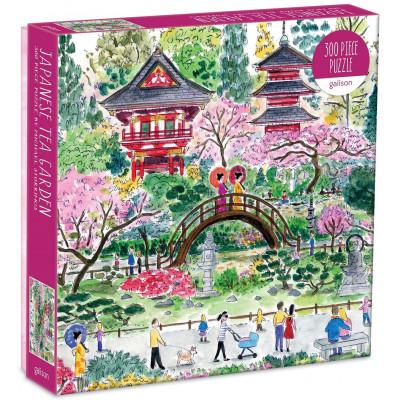 GALISON Puzzle Japonská zahrada 300 dílků