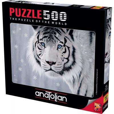 ANATOLIAN Puzzle Křišťálové oči 500 dílků