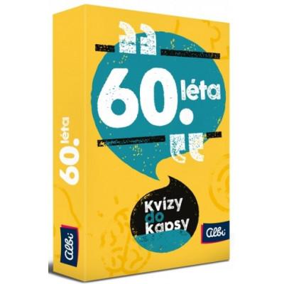 Albi Kvízy do kapsy - 60. léta