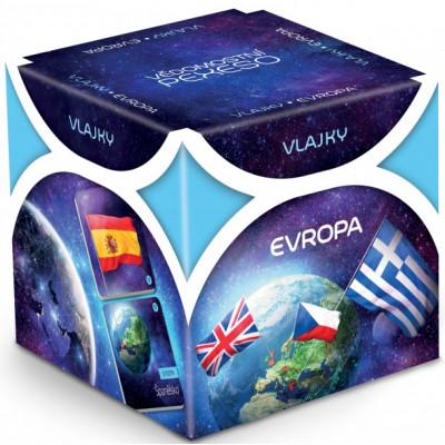 Albi Vědomostní pexeso - Vlajky - Evropa