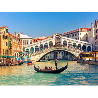 Diamantové malování - Benátky
