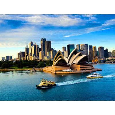Diamantové malování - Sydney