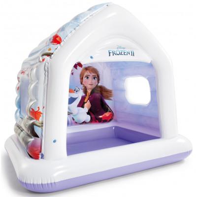 Intex 48632 Hrací domek Frozen II 137x109x122cm