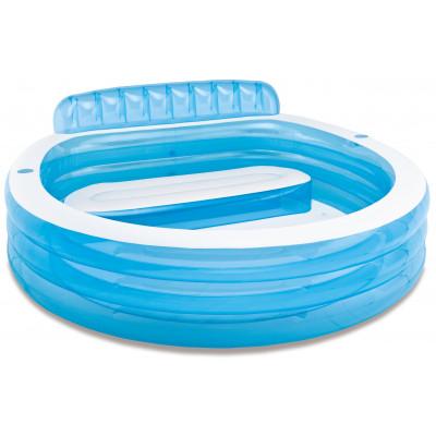 Intex 57190 Rodinný bazén 224x216x76 cm