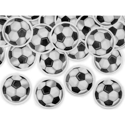 Vystřelovací konfety 40 cm - Fotbal